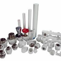 Трубы ПП напорные PP-R и фитинги