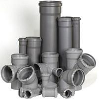 Трубы полипропиленовые для внутренней канализации и фитинги