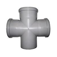 Крестовина ПП для канализации