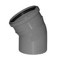 Отвод ПП для канализации
