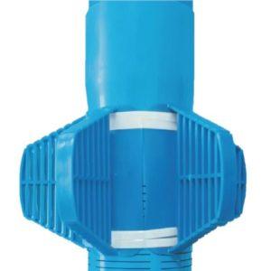 Центратор для скважинный труб