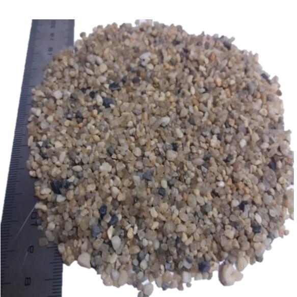 песок кварцевый 1