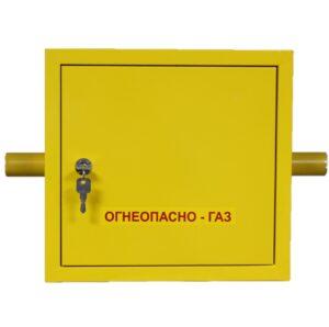 Газорегуляторный пункт шкафной ГРПШ-10-1  MADAS