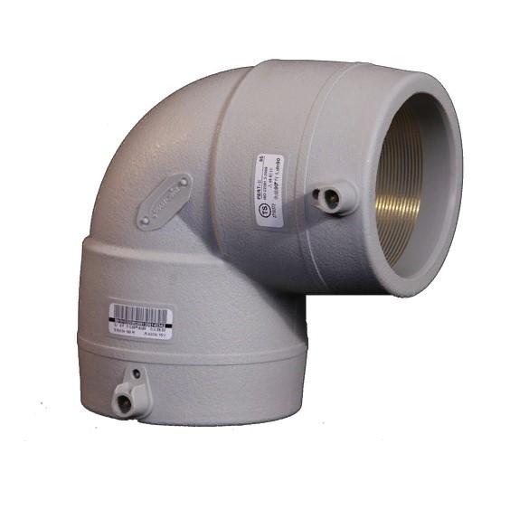 Отвод электросварной PE-RT